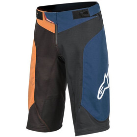 Alpinestars Vector pantaloncini da ciclismo Uomo, black/energy orange